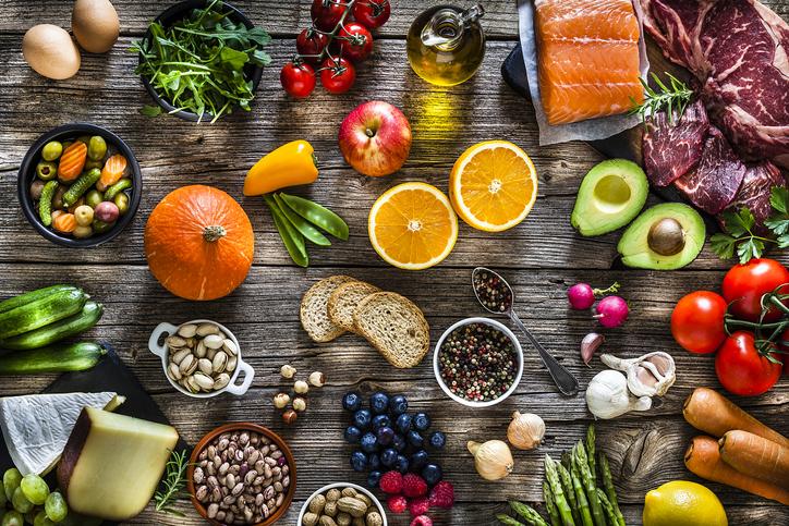 Fruta-Perimet që Luftojnë Stresin