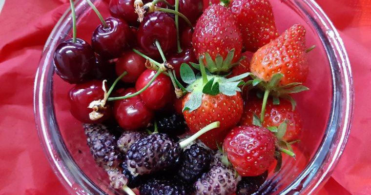 Doza e Frutave që ju Duhet Pasdite